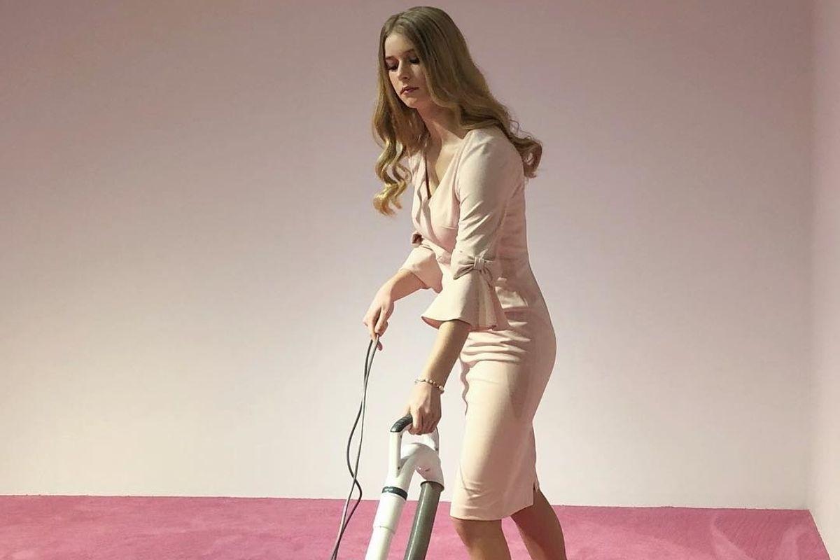 Ivanka Trump Did Not Like This Feminist Performance Art Piece One Bit