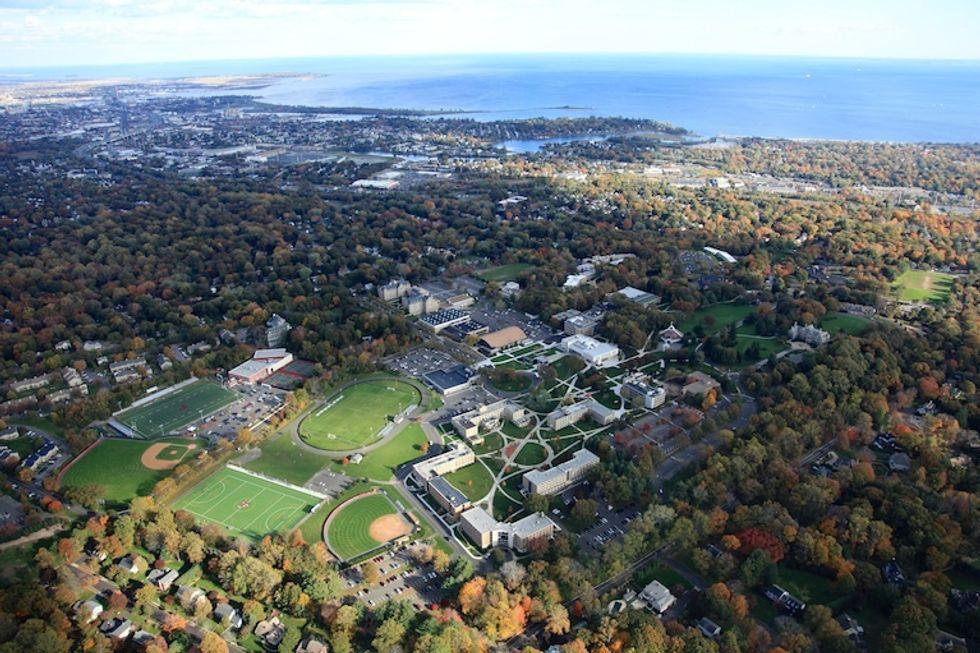 My Fairfield University Favorites