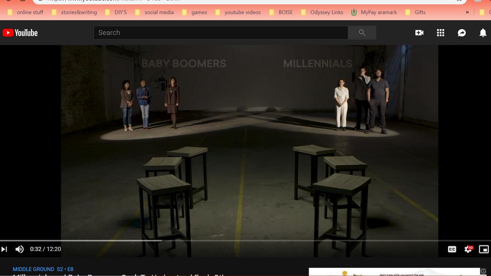 baby boomers vs millennials