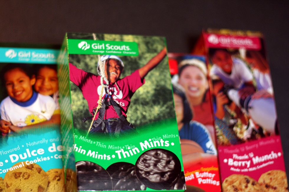 A Shout Out To The Girl Scouts For Reminding Us That We Are Only Human
