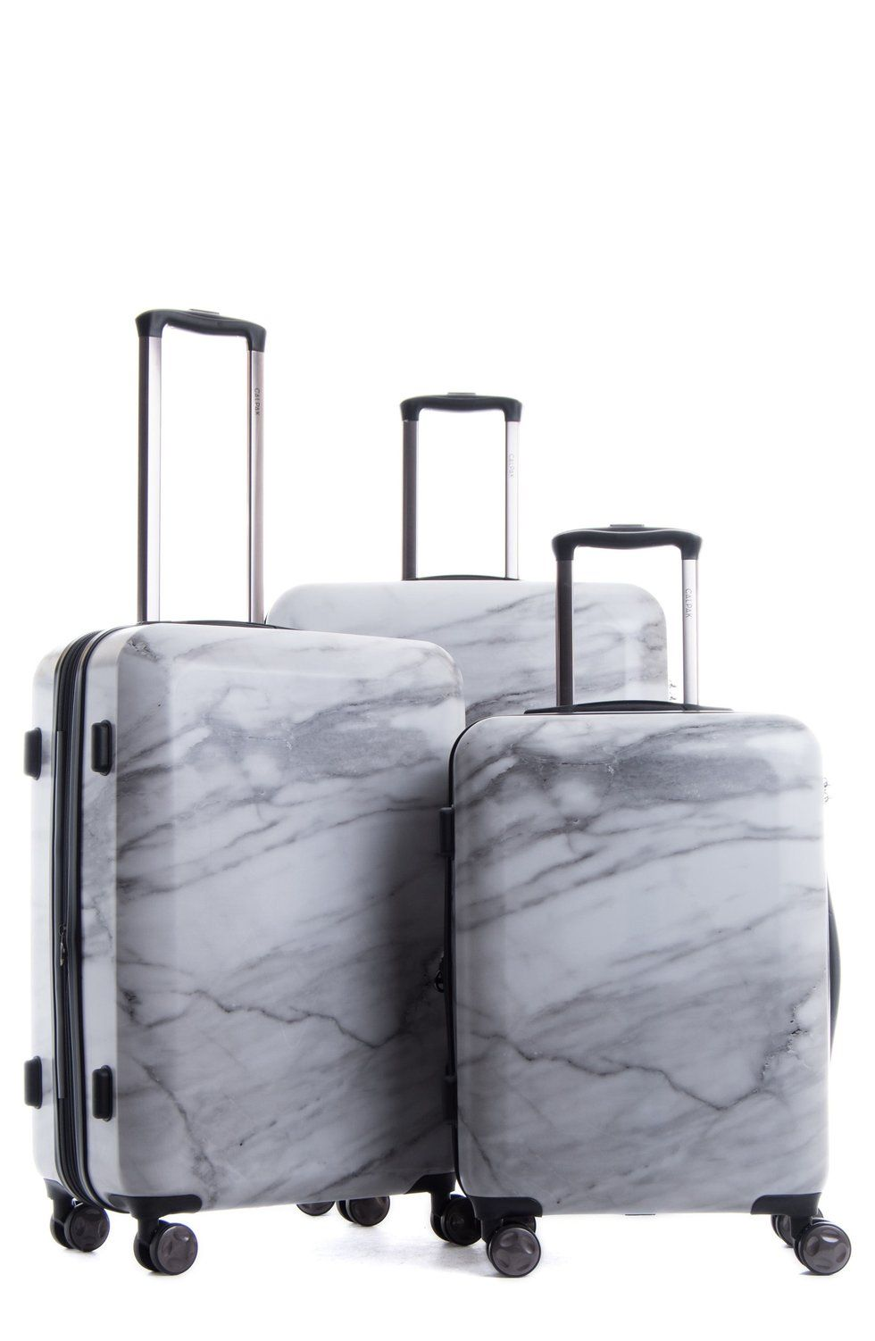 00d81f432 Calpak, Astyll 3-Piece Luggage Set in Marble, $385