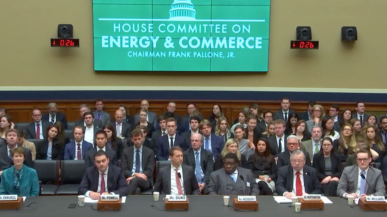 House Democrats Hold First Climate Change Hearings in More Than 5 Years