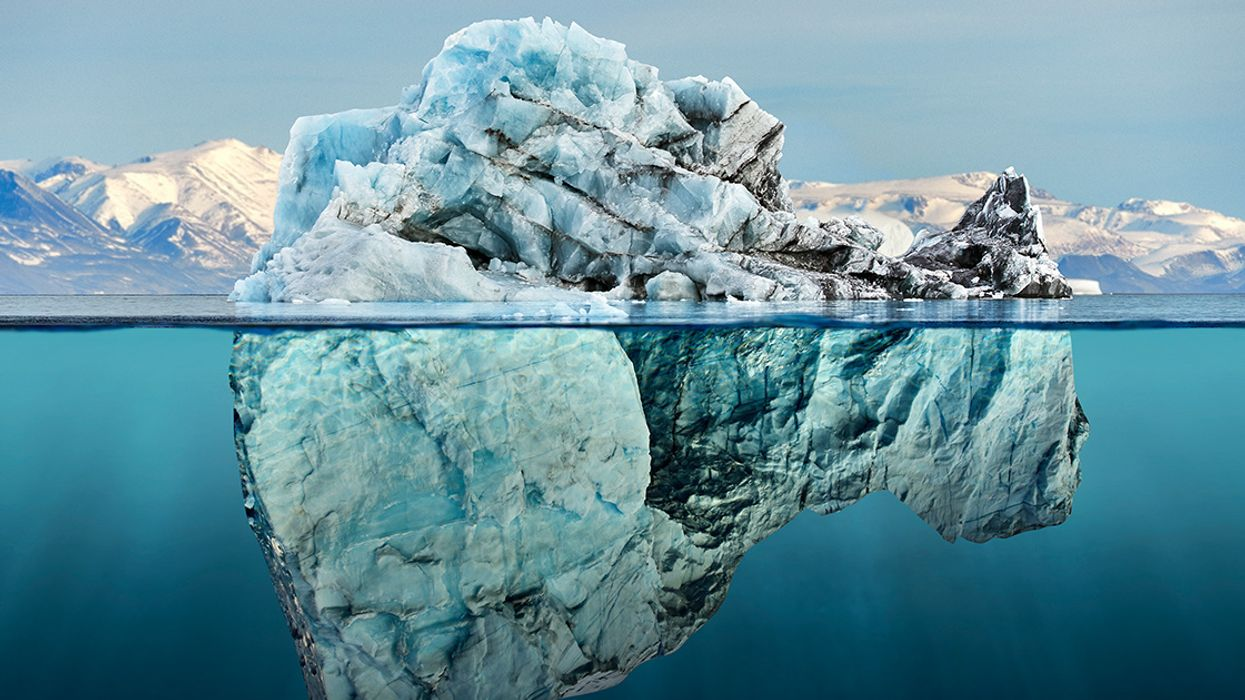 Lower Sea Level Rise but More 'Climate Chaos'? Two New Studies Predict Polar Ice Melt Consequences