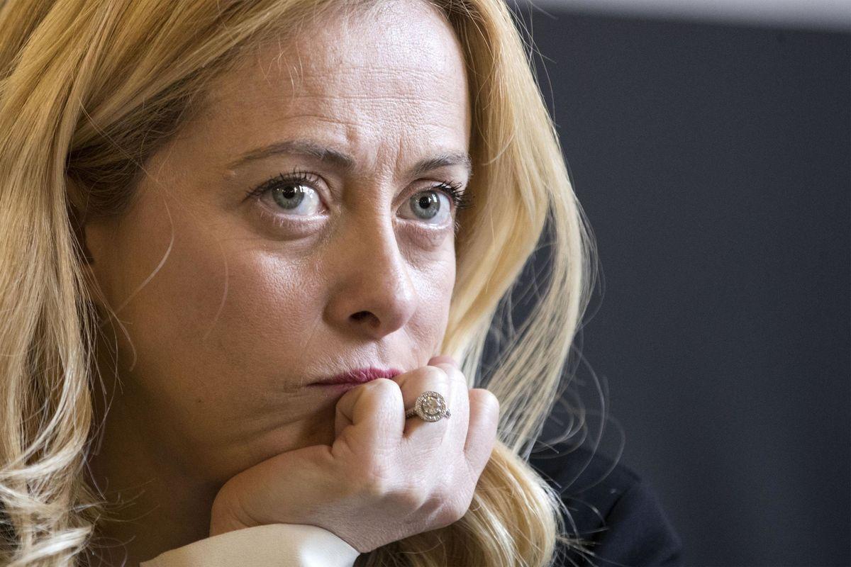 Giorgia Meloni: «Il mio nuovo partito sovranista non si fonderà mai con Forza Italia»
