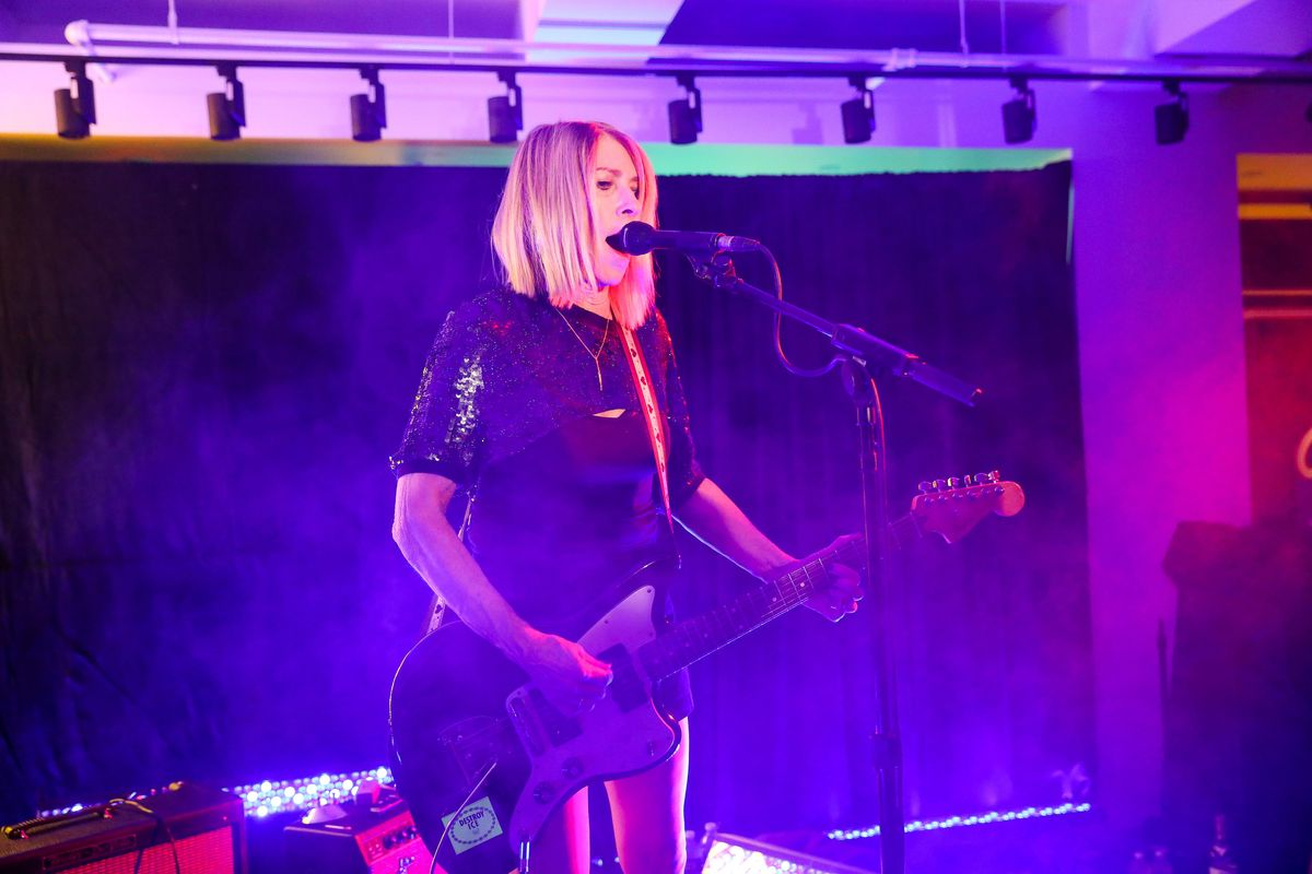Kim Gordon to Hold First Solo Exhibition at Andy Warhol Museum