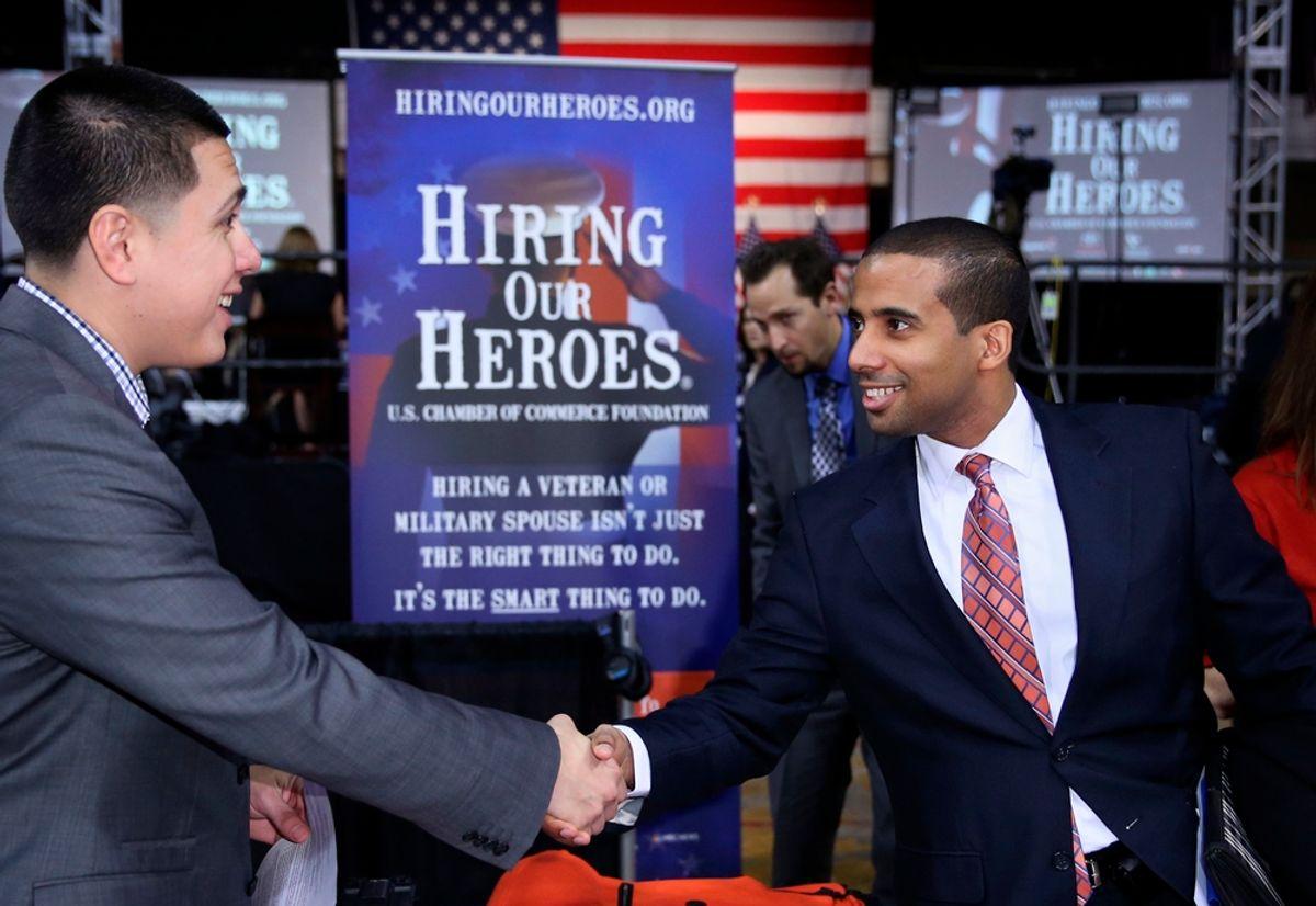 Penske Participating in Hiring Our Heroes Program