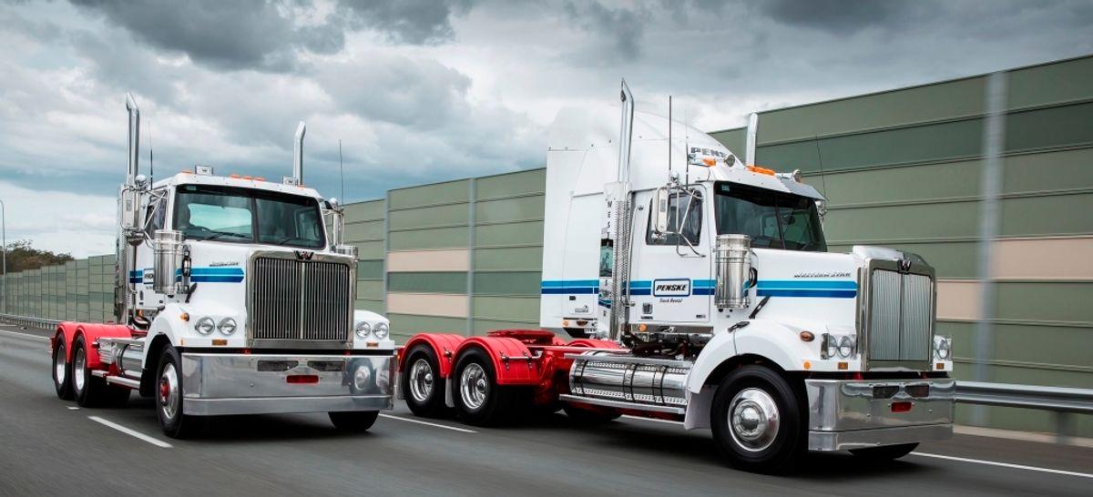 Penske Opens Sydney, Australia, Truck Rental Office