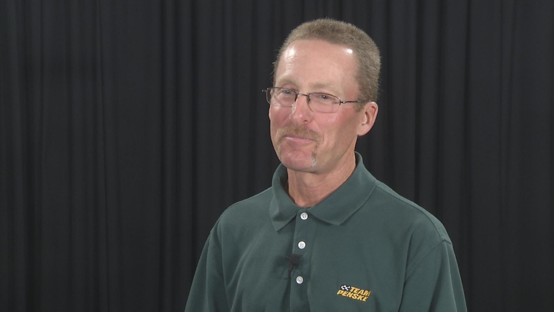 Penske Logistics Truck Driver Jim Clark Named to ATA America's Road Team