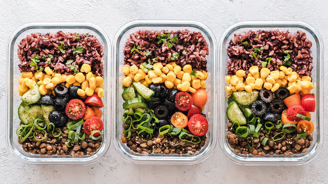 How to Meal Prep — A Beginner's Guide
