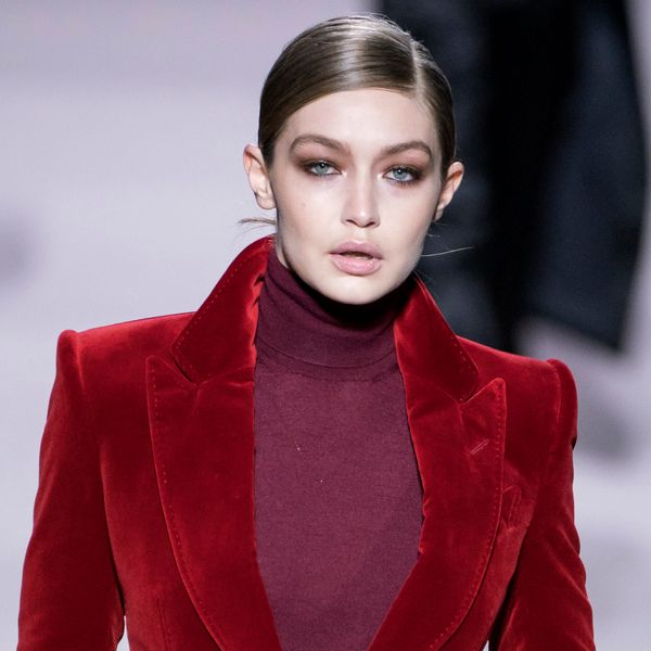 How to Get Tom Ford's Sleek Fall 2019 Face