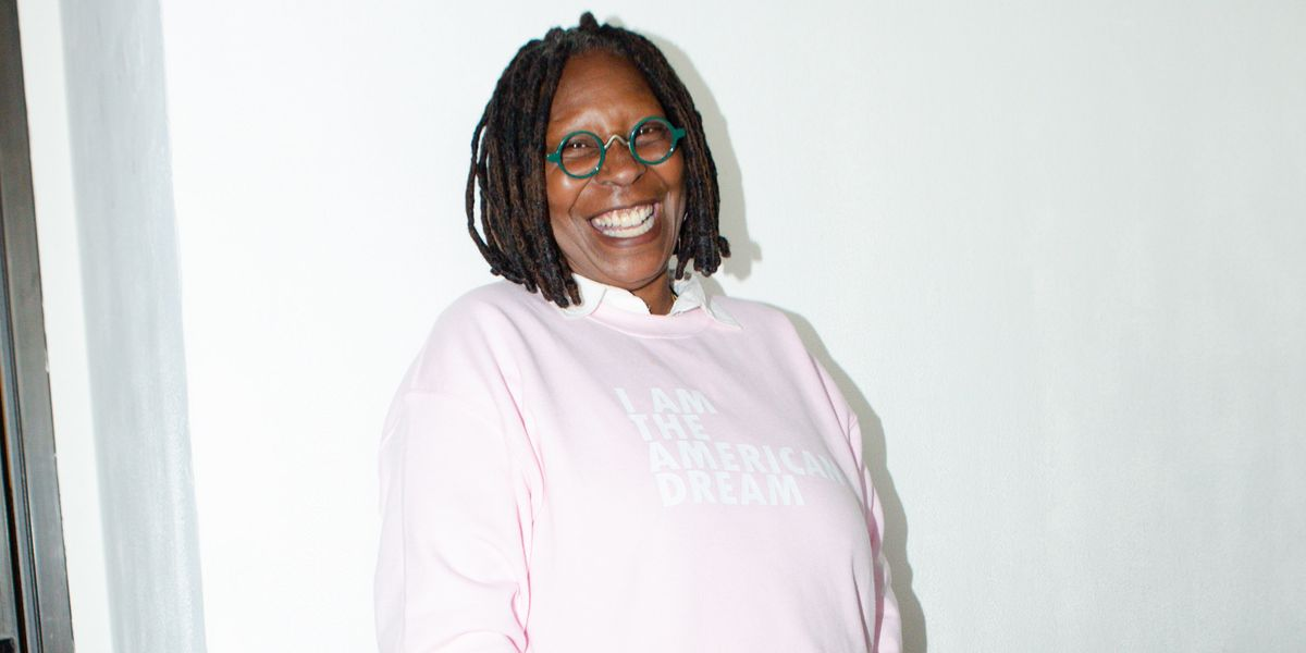 Whoopi Goldberg Is Always the Best Person at NYFW