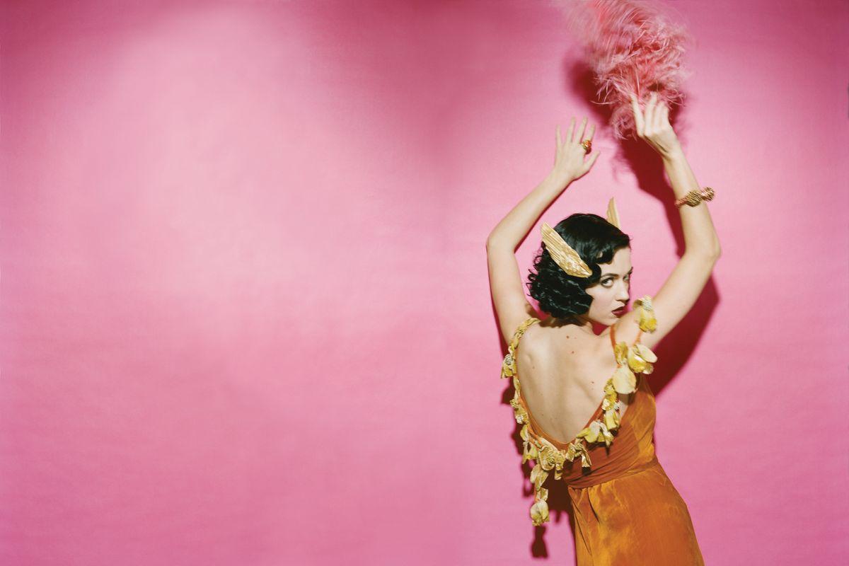 Katy Perry: Kiss + Tell