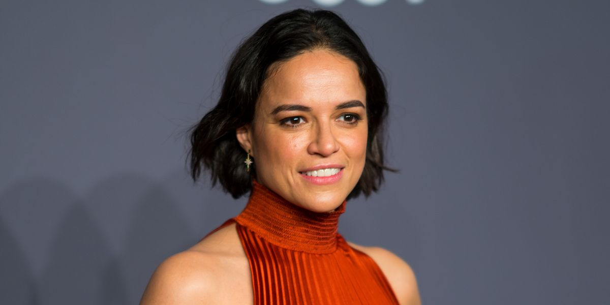 Michelle Rodriguez: Liam Neeson Can't Be Racist Because He Tongued Viola Davis