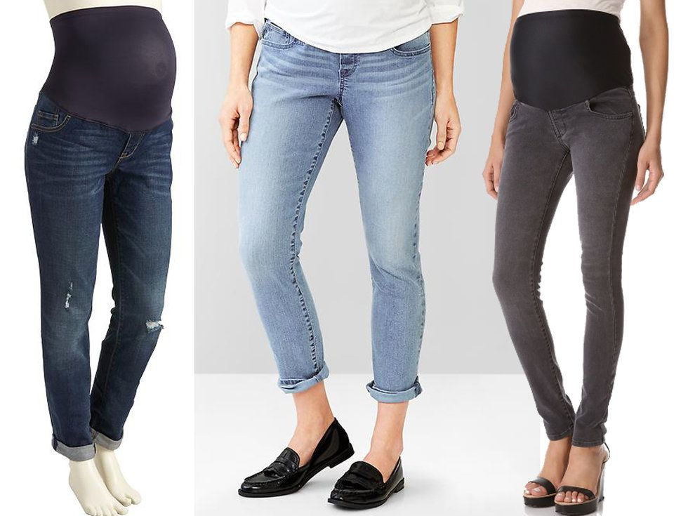 485f8465a5e3d The Panel Debate: Maternity Jeans - Motherly