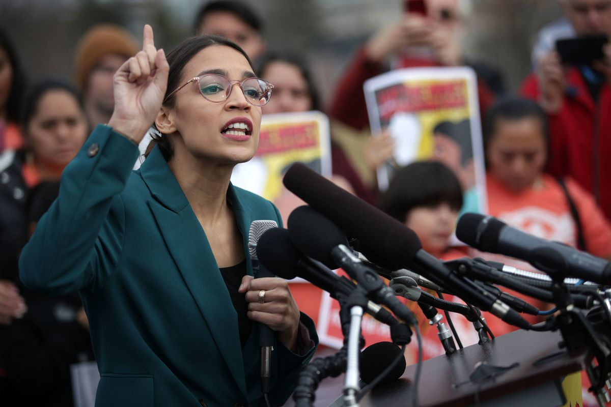 Alexandria Ocasio-Cortez Introduces Green New Deal