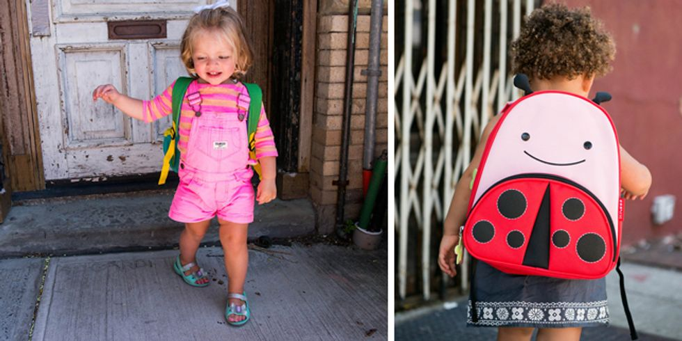What's in your Toddler's Backpack? - Motherly