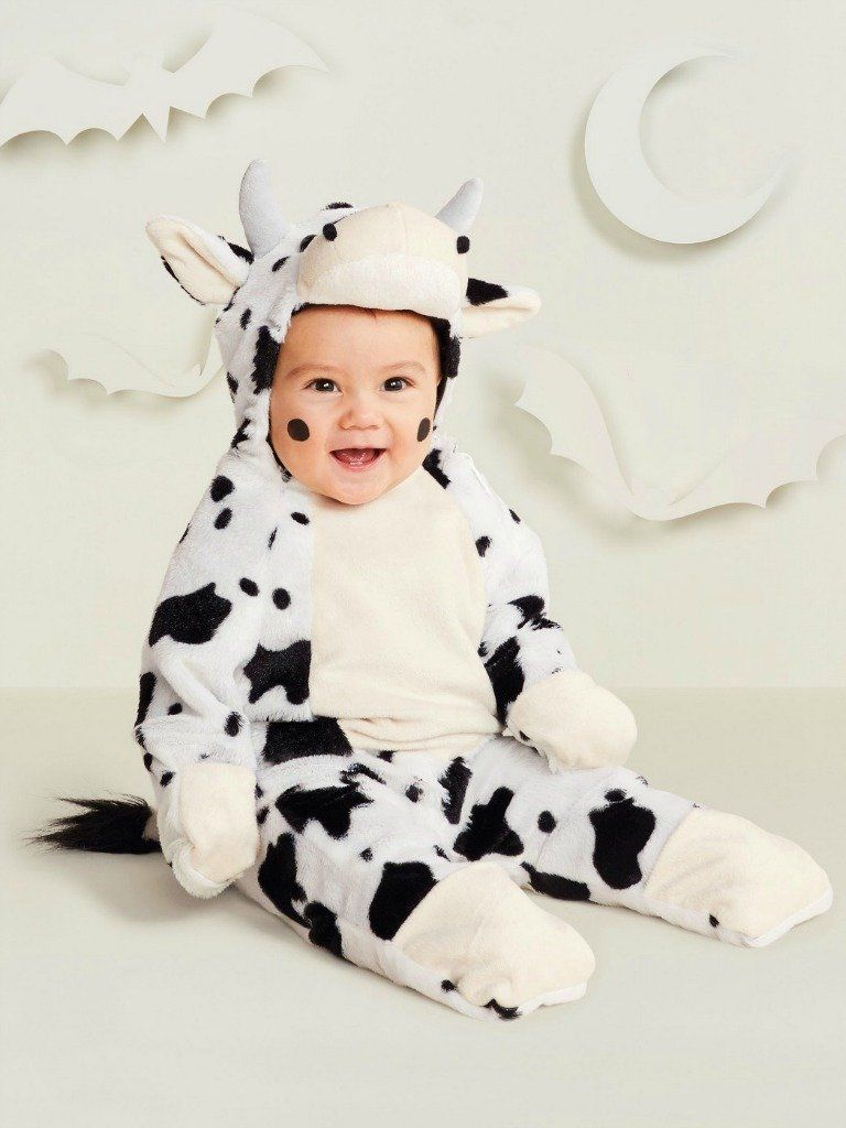 8ef2191a800 Best Costumes for Baby's First Halloween - Motherly