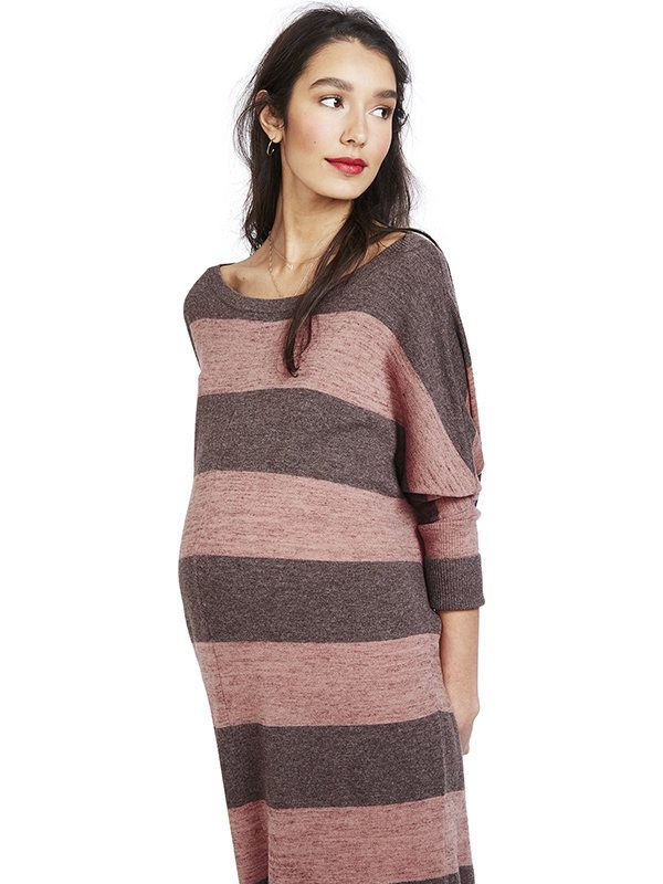 e72054bbdbb4b 10 Sweater Dresses for Pregnancy - Motherly