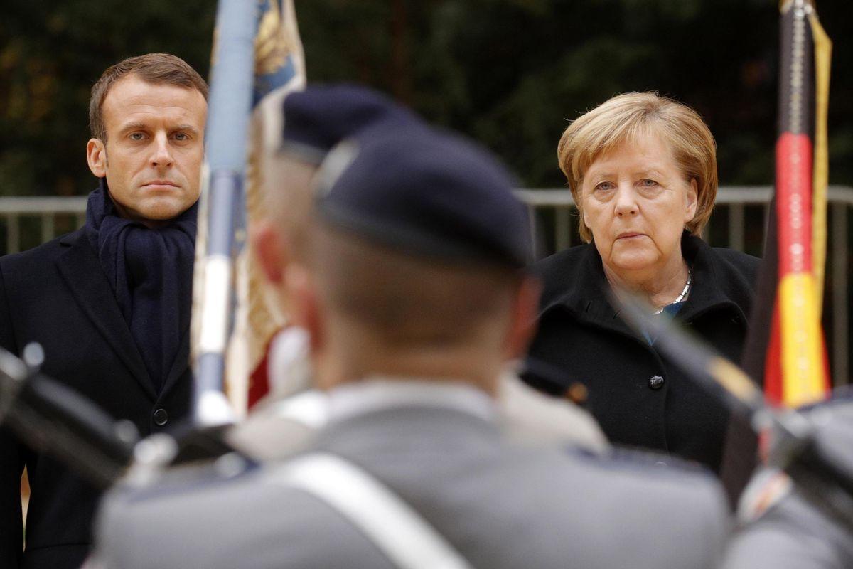Il piano italiano per dividere Berlino e Parigi