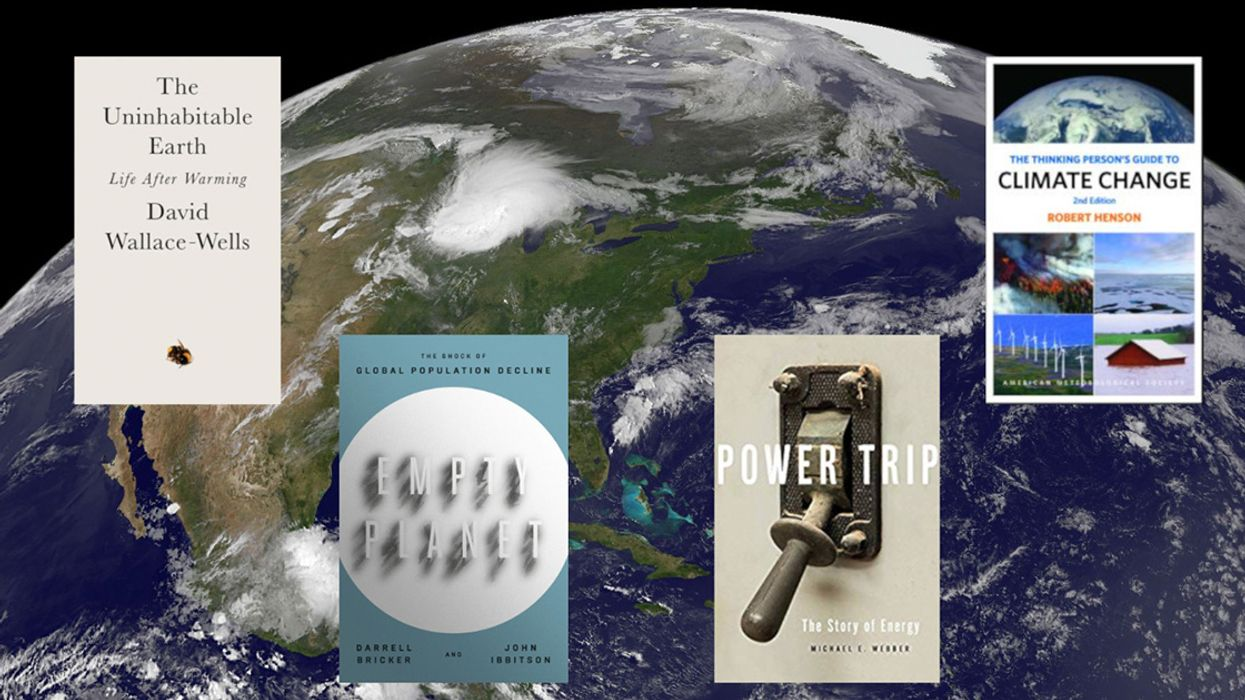 The Four Most Thought-Provoking Environmental Books Coming in February