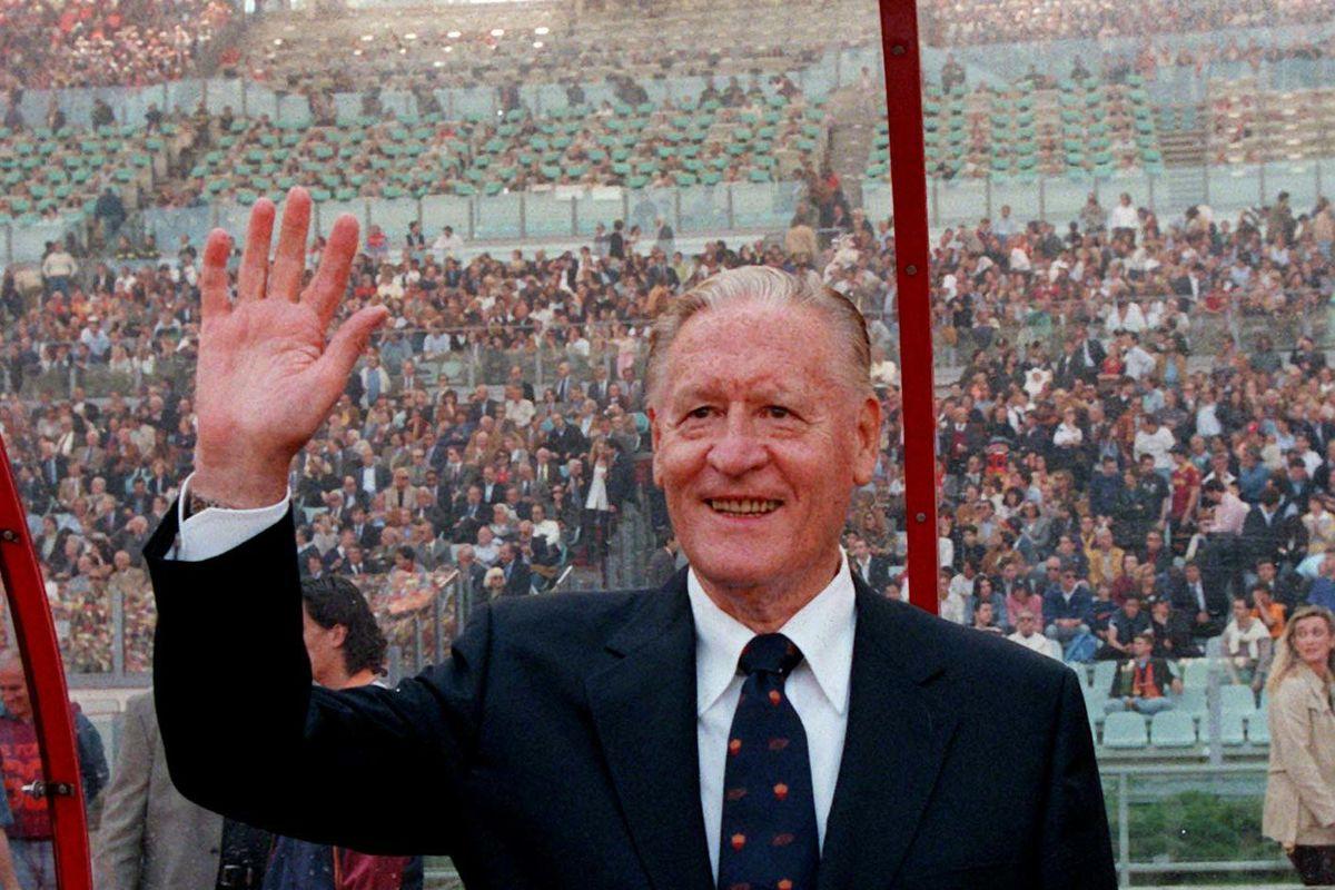 Nils Liedholm, il barone geniale che diceva: «La Roma? Falcao e altri 10»