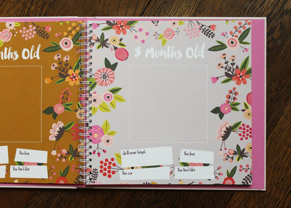 850a69c2b2f67 6 Baby Journals We Love - Motherly