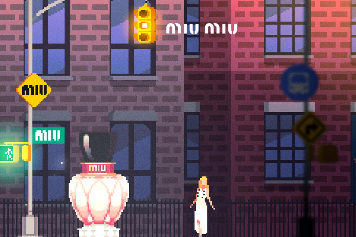 Play This Weirdly Hard Miu Miu Video Game