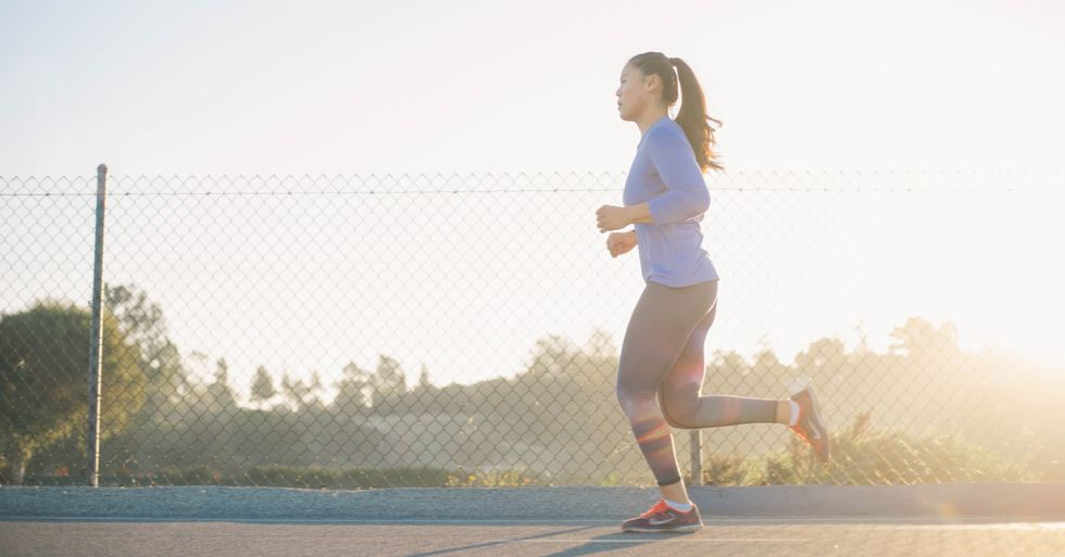 13 Songs To Keep You Motivated While Running