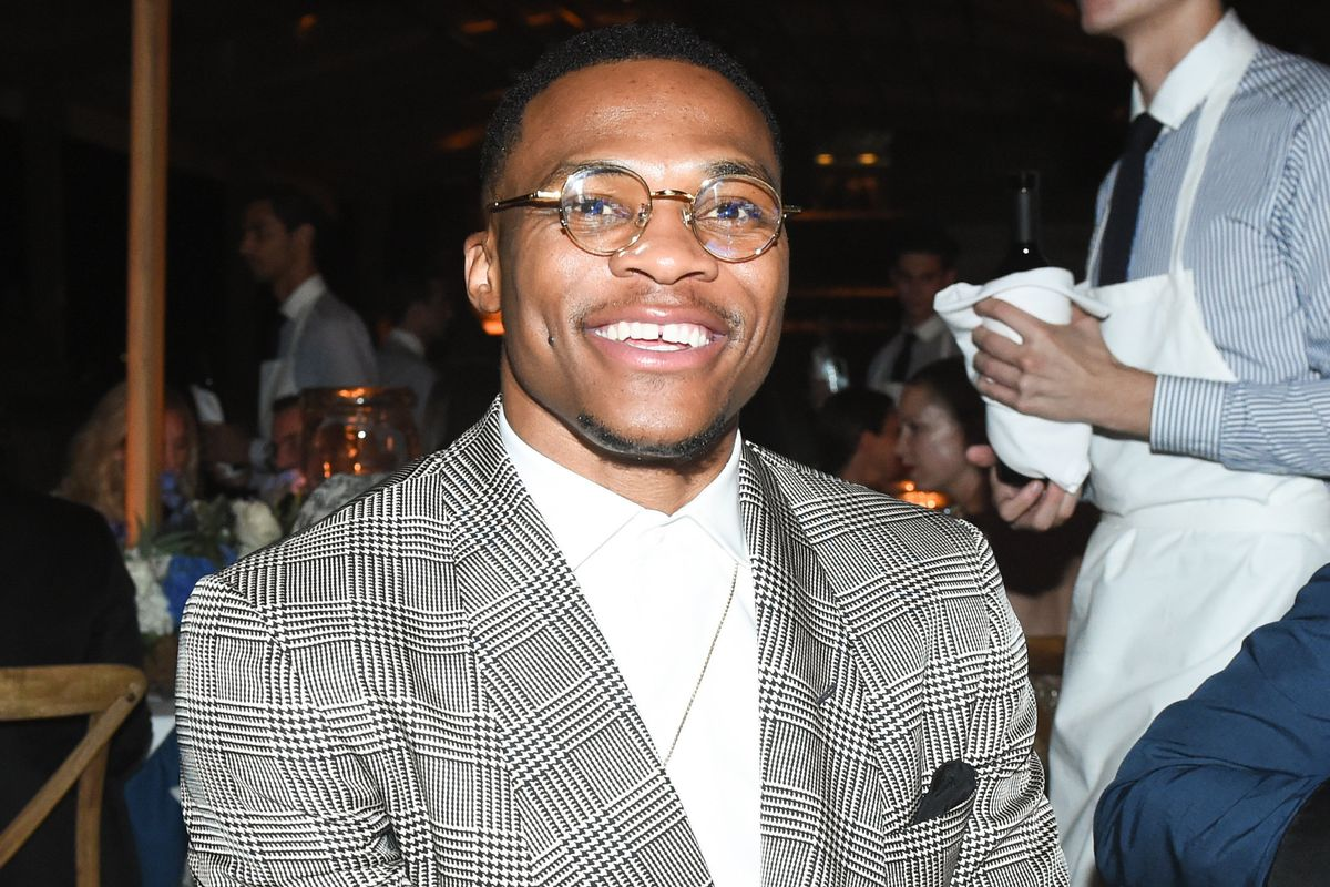 Russell Westbrook Is the New Face of Acne Studios