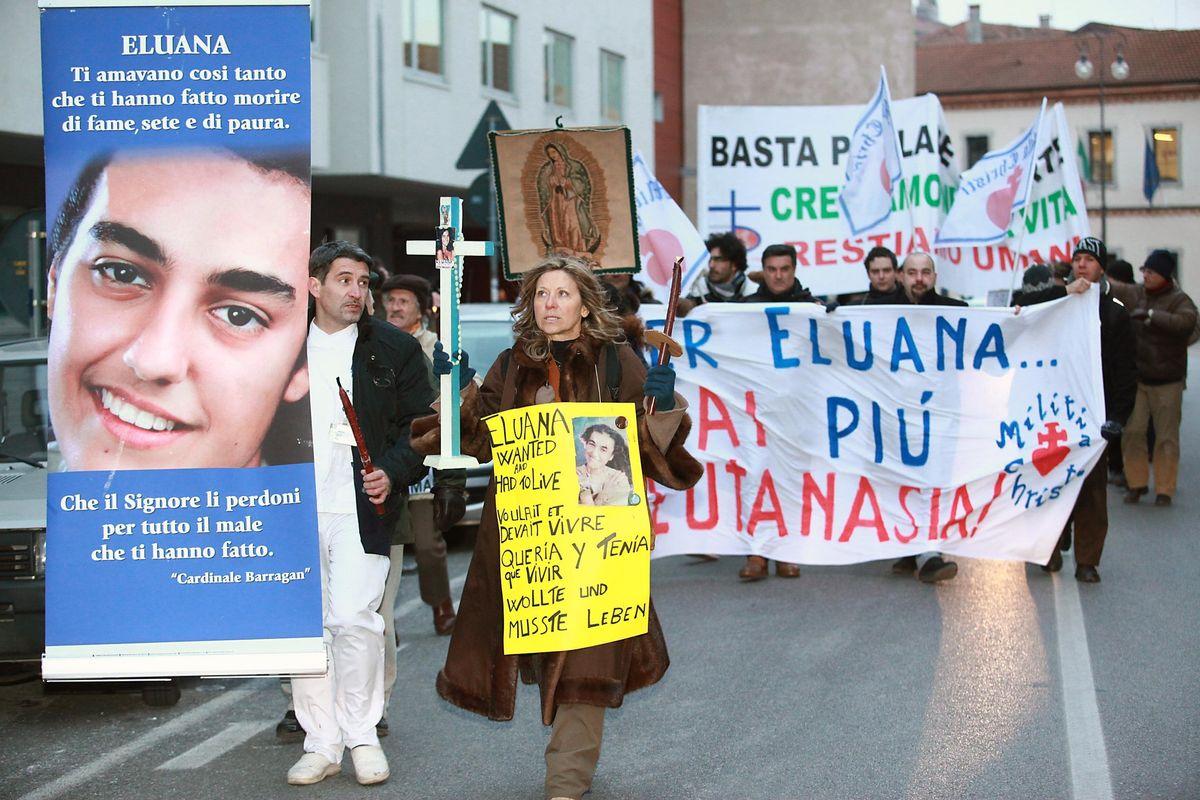 «La morte torna come cura con l'ultima proposta di legge sull'eutanasia»