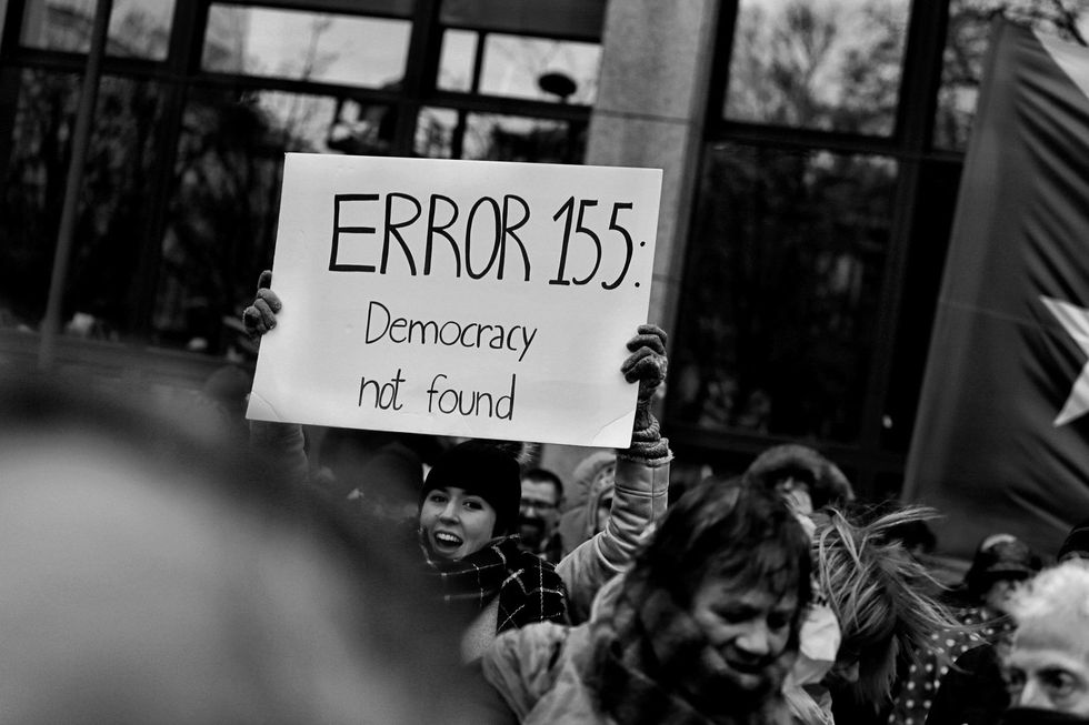 Democracy Only Works With Education
