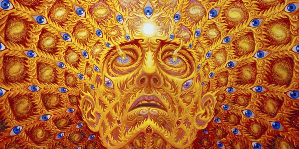 Are we all multiple personalities of universal consciousness?