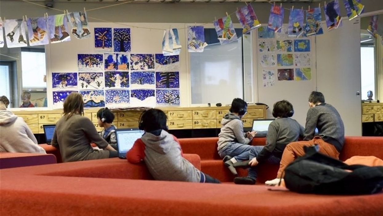 How does Finland's top-ranking education system work?