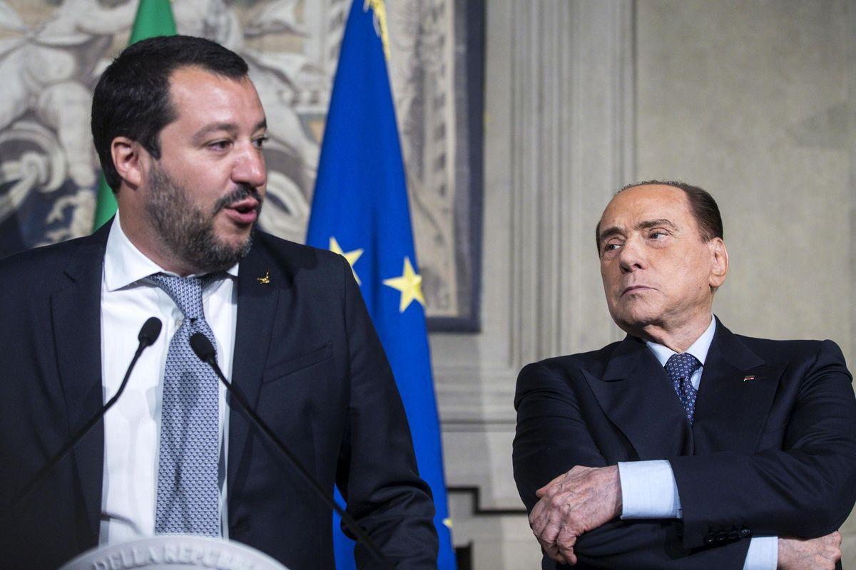 Il Milan riunisce Berlusconi e Salvini in vista del voto su Foa in Rai