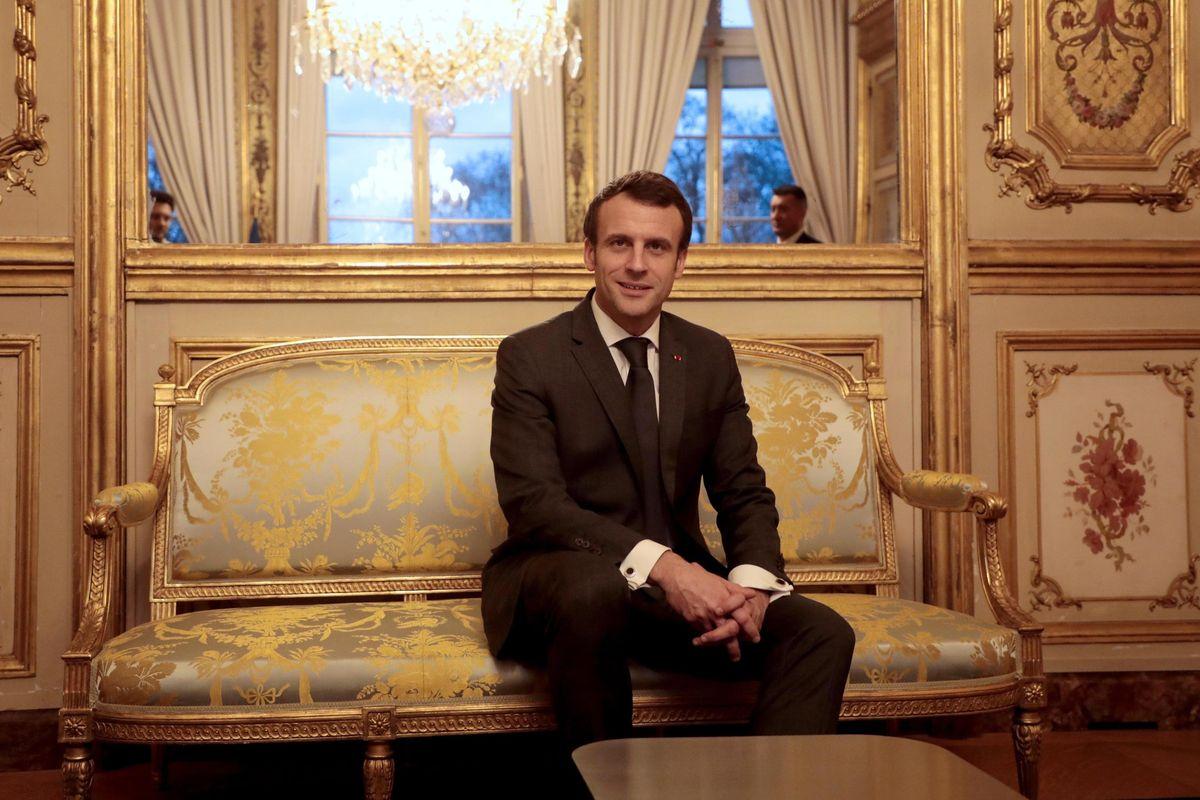Macron ha la grandeur del deficit