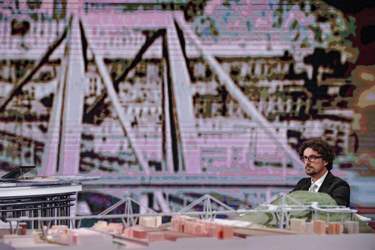 Lo schiaffo di Toninelli ai Benetton: sul ponte affido diretto a Fincantieri