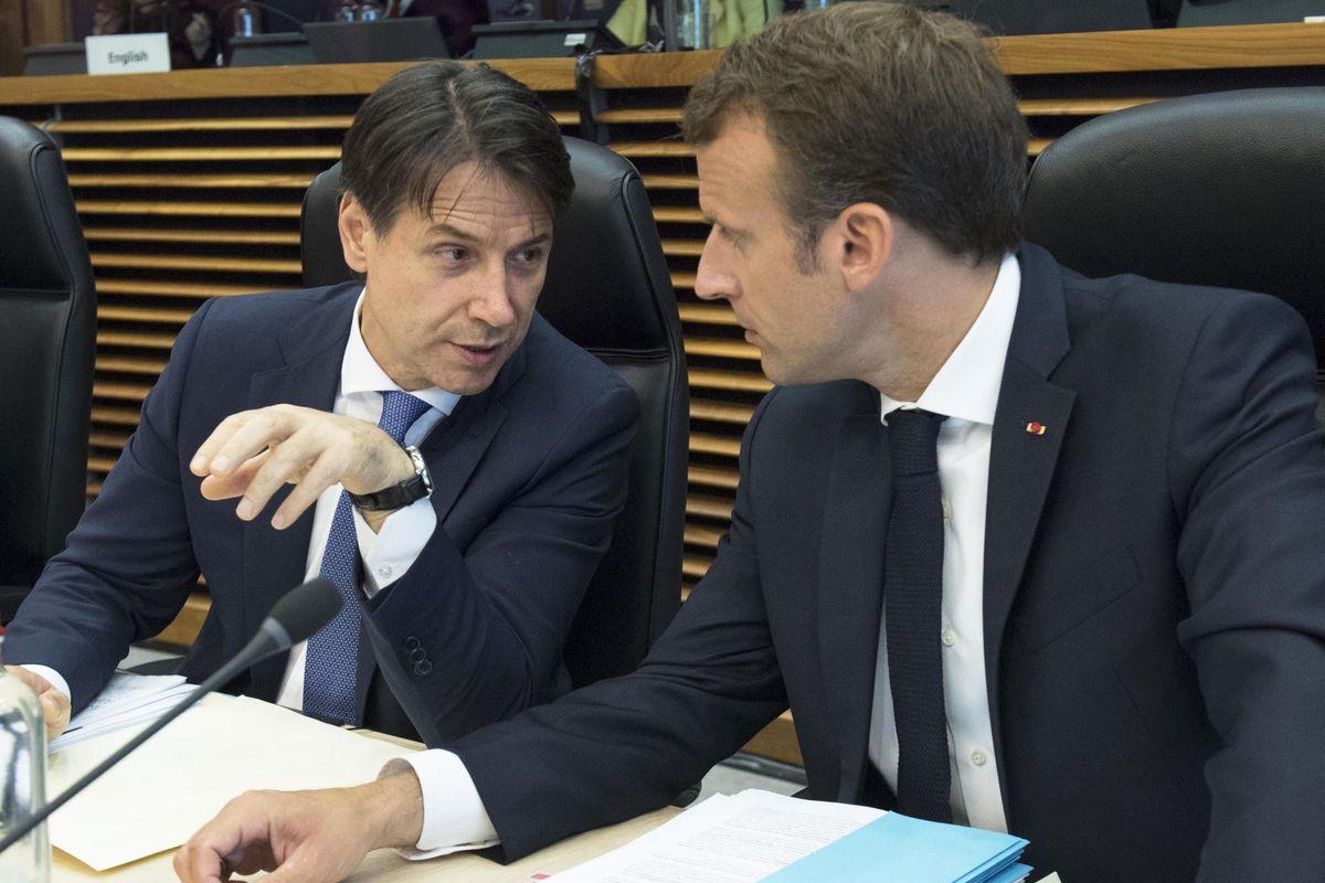 Non fidiamoci troppo del tronfio Macron