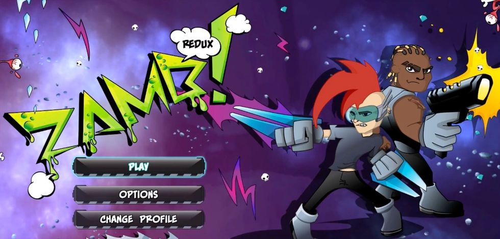 Meet 'Zamb! Redux,' The Worst Game I've Ever Played