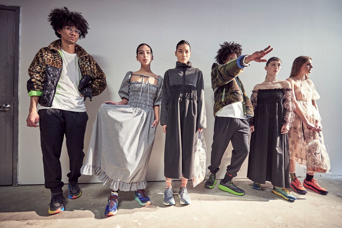 Sandy Liang Makes Skirts for Everyone
