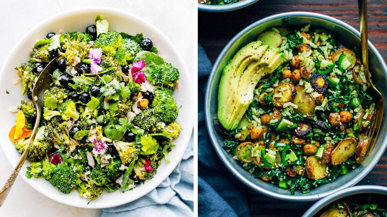 8 Detox Salad Recipes to Kick-Start Healthy Eating