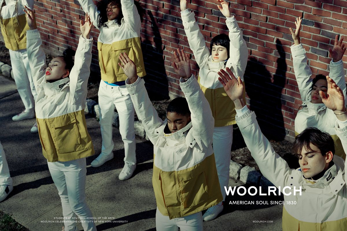 Woolrich Invests in the Youth