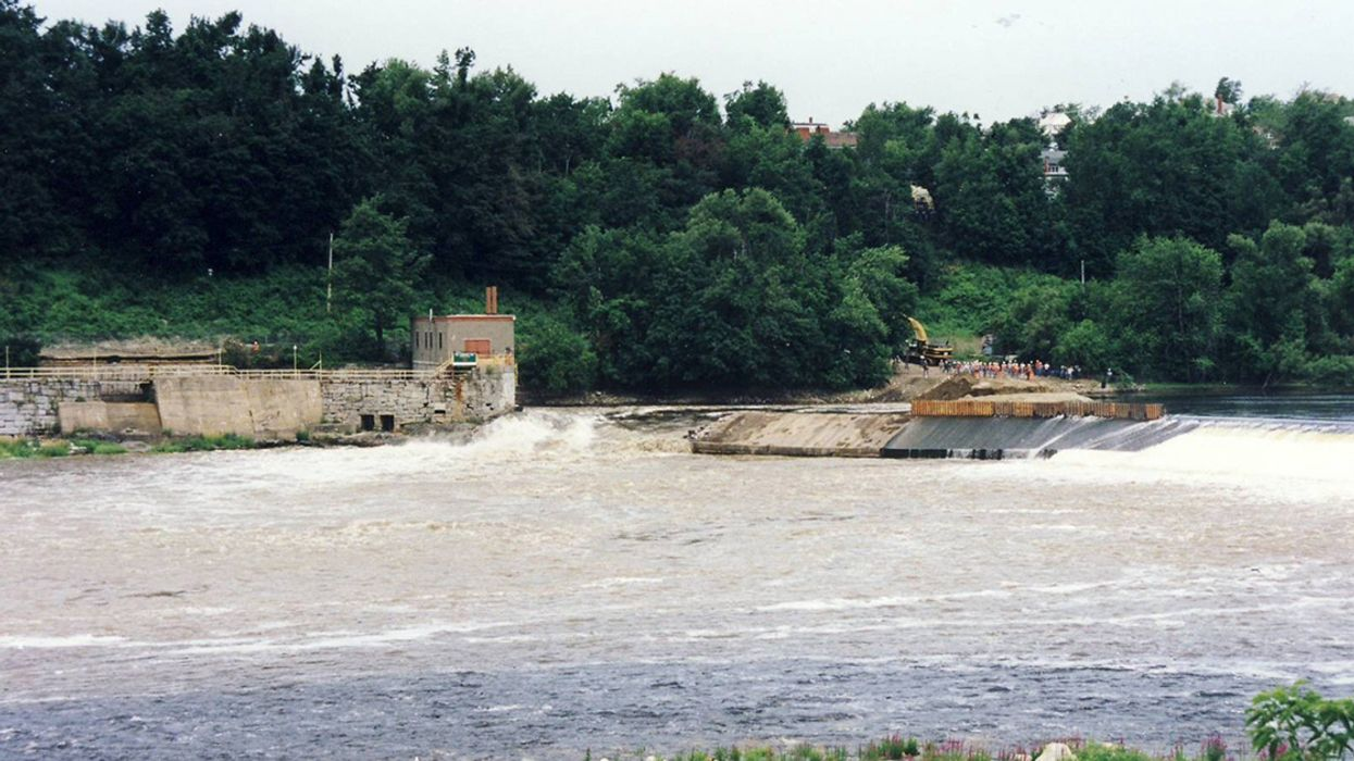 How Removing One Maine Dam 20 Years Ago Changed Everything