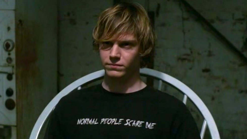 5 Evan Peters Characters From 'American Horror Story' That Were So Good, They're Scary