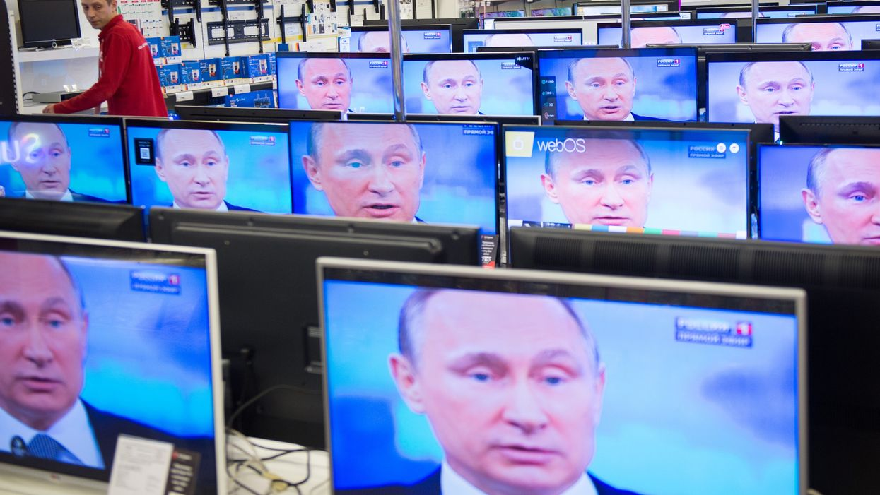 Why Russia is planning to briefly disconnect from the internet