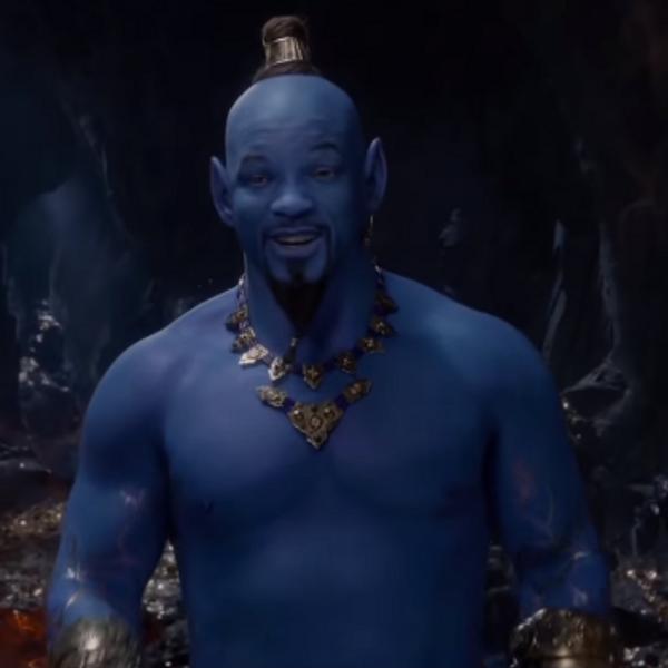 Is Will Smith's 'Aladdin' Genie Hot?