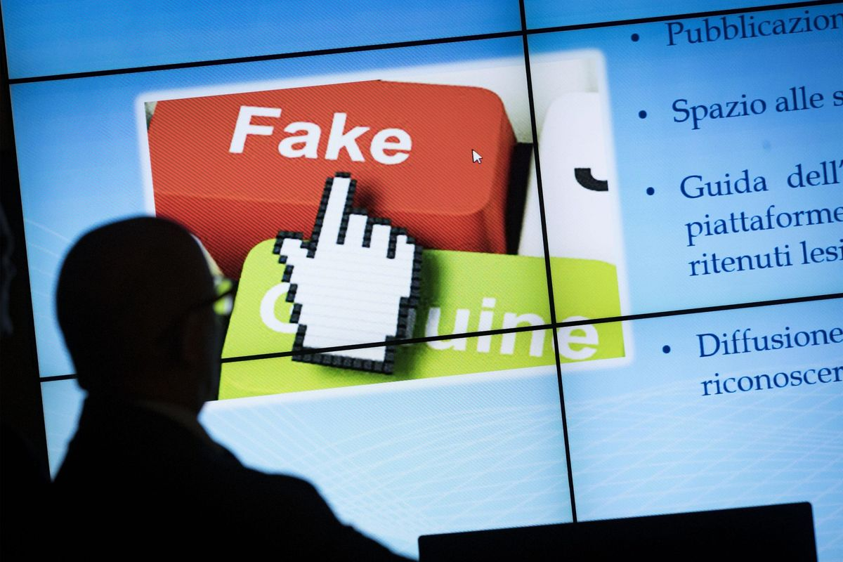 L'establishment vuole avereil monopolio delle fake news