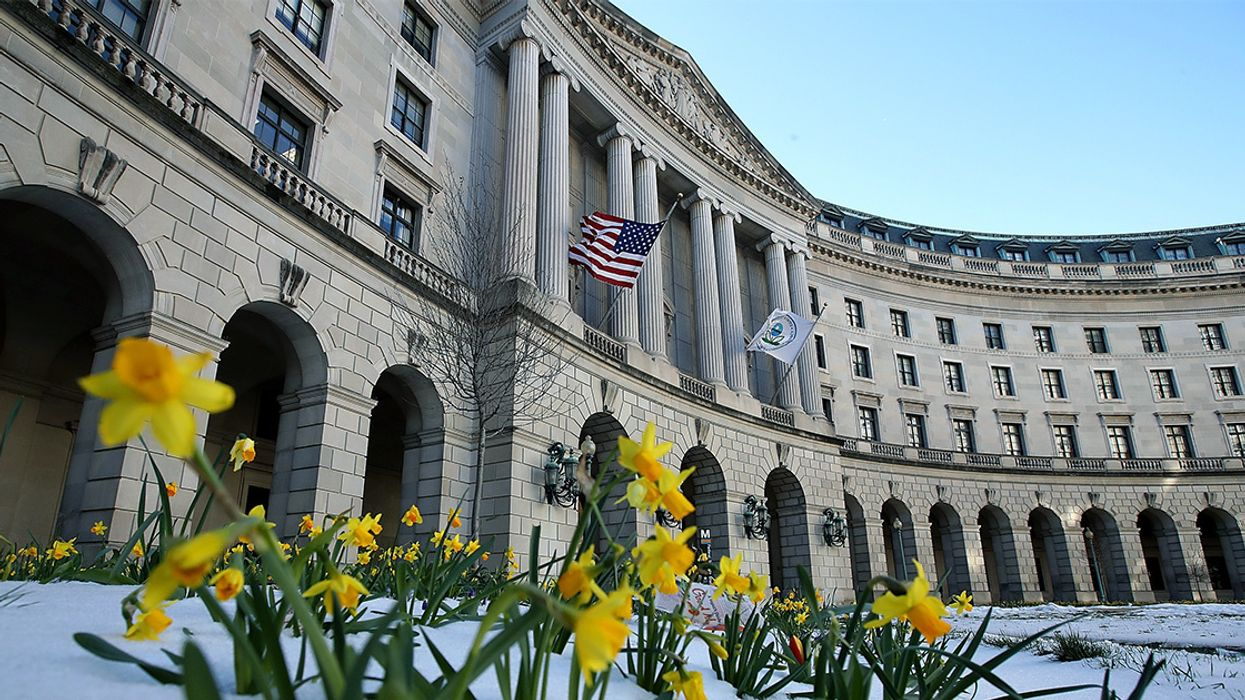 Watchdog Group: EPA Sharing Pro-Trump Resignation Letter Violated Laws Against Campaigning on Public Dime