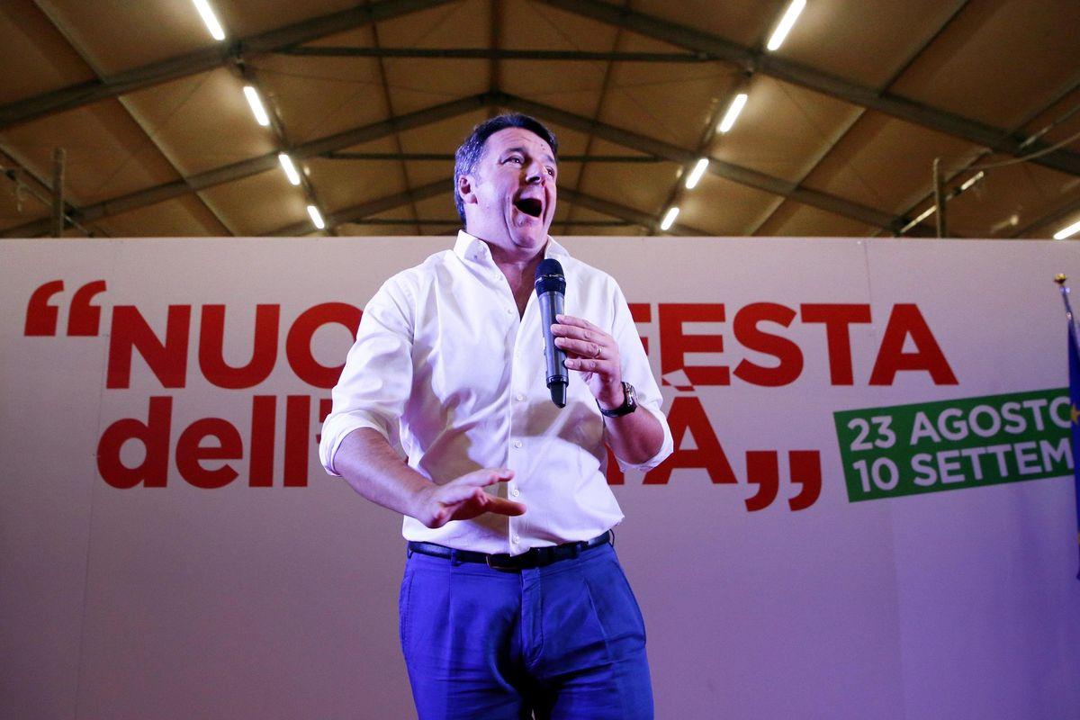 Il Renzi che spara sul Carroccio fece pagare a noi i debiti dell'«Unità»