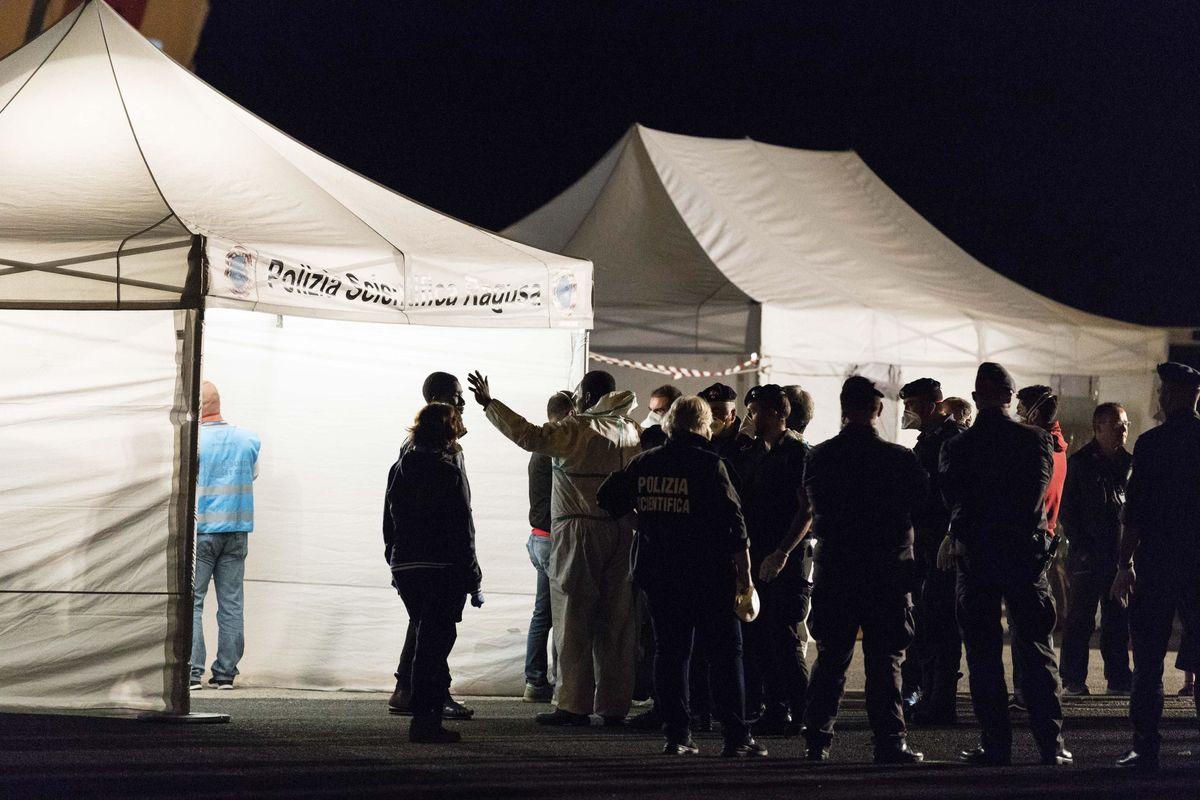 Sono già spariti 50 migranti della Diciotti