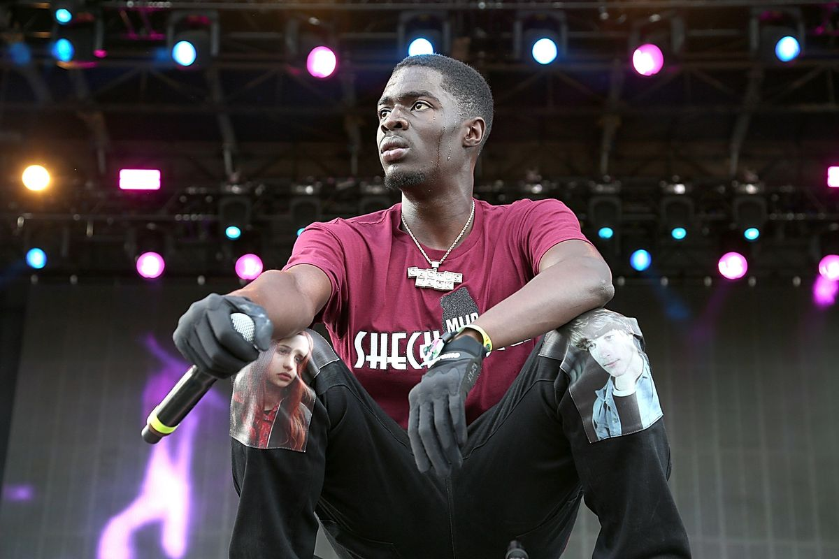 Justine Skye Accuses Sheck Wes Of Abuse